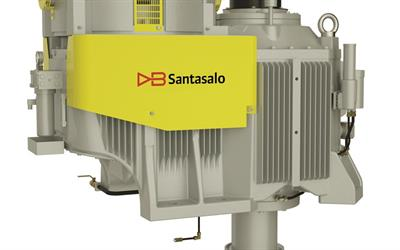 Santasalo - Model AMF Series - Agitator, Mixer and Flotation Drives