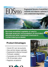 EOS - Model PRO - Nutrient-Enriched, DoD-Validated, Emulsified Vegetable Oil (EVO) - Datasheet