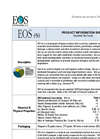 EOS - Model 450 - Eemulsified Vegetable Oil (EVO) - Datasheet