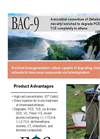 EOS - Model BAC-9 - Bioaugmentation Cultures - Datasheet