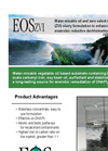 EOSZVI - Water-Mixable Oil and Zero Valent Iron (ZVI) - Brochure