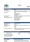 BAC‐9 - Material Safety Datasheet