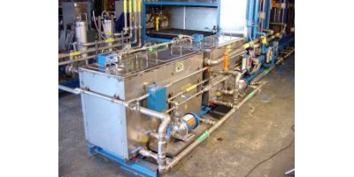 Oil Separation Machines and Sub-Micron Filtration Systems