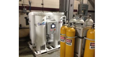 Nitrogen Generators for Gas Assist Injection Molding