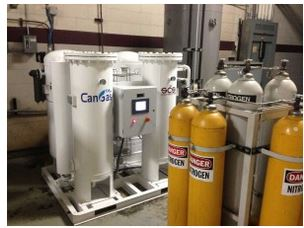 Nitrogen Generators for Gas Assist Injection Molding - Oil, Gas & Refineries - Gas