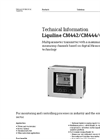 Liquiline - Model CM442/CM444/CM448 - Digital Multiparameter Transmitter - Technical Datasheet