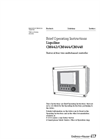 Liquiline - Model CM442/CM444/CM448 - Digital Multiparameter Transmitter Brief Operating - Instructions Manual
