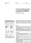 CompuCal - Version SCM100 - Webbased Software - Technical Datasheet