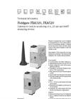 Endress+Hauser - Model Fieldgate FXA320, FXA520 - Remote Monitoring System - Technical Manual