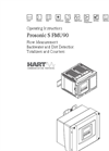 Prosonic - Model S FMU90 - Operating Instructions Manual