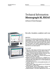 Memograph M, RSG45 Advanced Data Manager - Technical Information