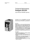 Fieldgate SFG500 Smart Ethernet/PROFIBUS Gateway - Technical Information