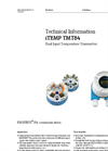 iTEMP TMT84 Dual Input Temperature Transmitter - Technical Information