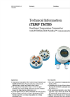 iTEMP TMT85 Dual Input Temperature Transmitter with FOUNDATION Fieldbus Communication - Technical Information