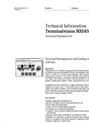Terminalvision NXS85 Terminal Management - Technical Information
