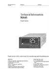 RIA45 Panel Meter - Technical Information