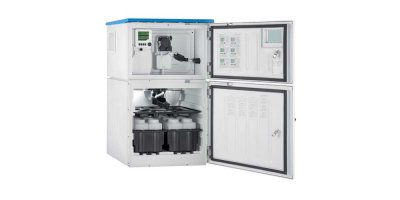 Liquistation - Model CSF48 - Stationary Sampler for Water & Wastewater Treatment and Industrial Processes