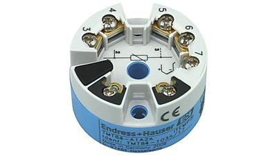 iTEMP - Model TMT84 - Temperature Head Transmitter
