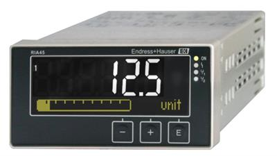 Model RIA45 - Process Meter with Control Unit