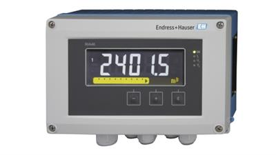 Model RIA46 - Field Meter with Control Unit