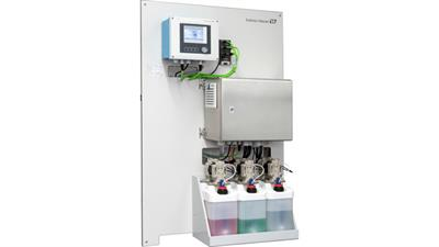 Liquiline Control - Model CDC90 - Cleaning and Calibration System