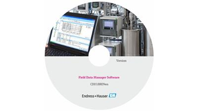 Version MS21 - Field Data Manager Software