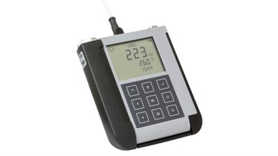 Liquiline - Model To Go CYM291 - Ex-Certified Multiparameter Handheld Device