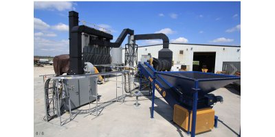Vulcan - Model 25 TPH - Gypsum Drying System