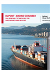 Marine Scrubber for Ship Exhaust Gas Cleaning- Brochure