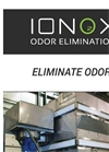 Model IonO2x - Odor Elimination Systems Brochure