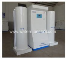 Waterman - Model CPF-D1/D2 - Medical Waste Chlorine Dioxide Generator