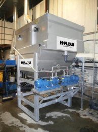 H2Flow - Delta Dissolved Air Flotation (DAF) system: