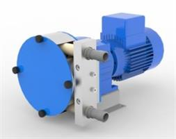 Stella - Model HC 15 - Low Pressure Hose Carrier Pumps