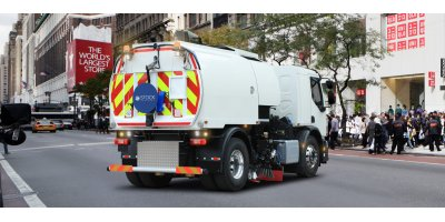 Model S8400  - Robust Road Sweepers