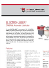 MSDS Electro-Luber Brochure