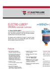 Electro-Luber - Electro Chemical Single Point Automatic Lubricators System Installation Brochure