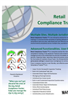 Retail Compliance Tracker