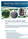Water Tank Treatment
