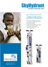 SkyHydrant Ultrafiltration Units - Brochure