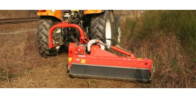 KUHN - Model TB 151 - Offset Arm Verge Shredders
