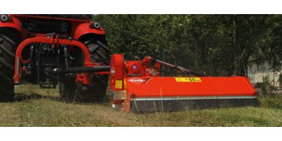 KUHN - Model TB 16 - Offset Arm Verge Shredders
