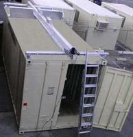 Model RAD-CAN - Radiation Scanner for Cargo Containers & Trucks