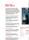 Model 200SB and 200SB HTO - Portable Tritium Survey Monitor Brochure