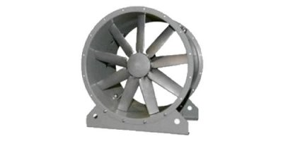 Zoned - Cased Axial Fans