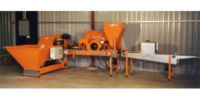 Williames - Model ST750 - Seeding Lines Mixers