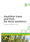 Healthier trees and fruit. De Nora solutions.