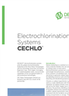 CECHLO - Electrochlorination Systems - Brochure
