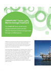 OMNIPURE Series 55 and 64 Marine Sewage Treatment Systems - Brochure