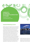 Sanilec – Seawater Electrochlorination Systems - Industrial Power and Coastal Biofouling Control - Brochure