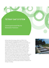 Tetra SAF System - Submerged Aerated Filter for Wastewater Treatment - Brochure